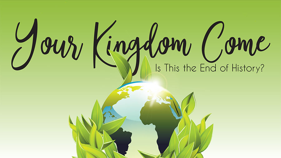 Your Kingdom Come Series Graphic