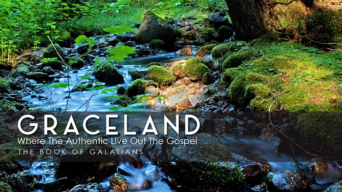 Graceland: Where The Authentic Live Out The Gospel