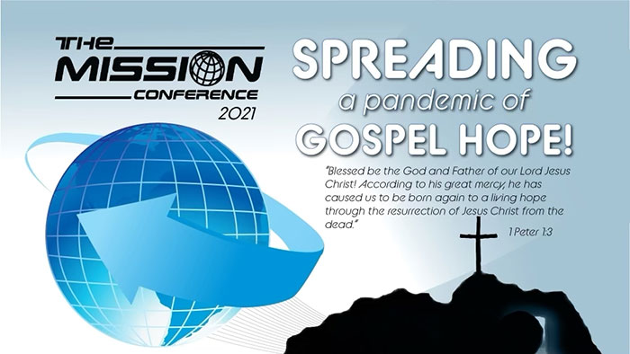 Calvary Baptist Church Mission Conference 2021